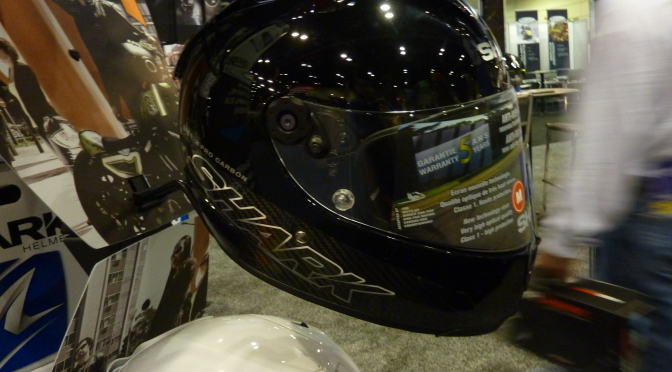 Shark Helmets: Impressions From AIMExpo 2014