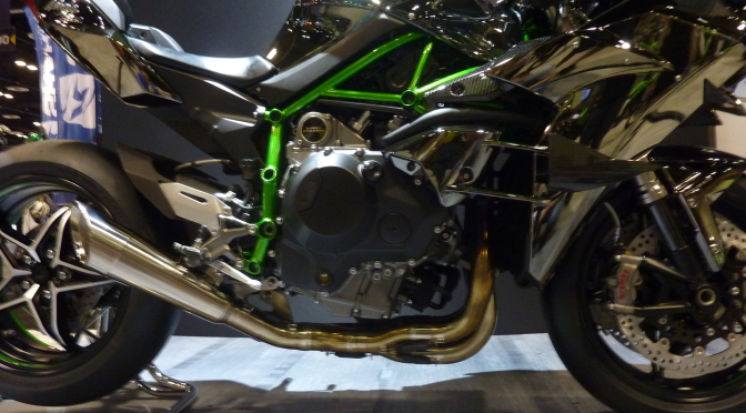 Kawasaki H2R: What Is It and Who Is It For?